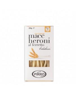 Maccheroni al ferretto pasta di semola di grano duro 250 g - Pastificio Pirro