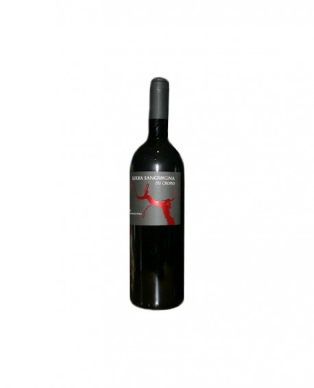 Serra Sanguigna IGT - Bottiglia 0,75 l - Azienda Vitivinicola Du Cropio