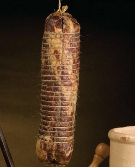 Capocollo Lungo piccante da Affettatura nazionale 3 kg Salumificio Madeo