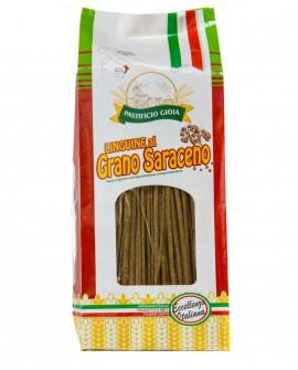 Linguine di grano saraceno pasta artigianale - 500g - essiccata a bassa temperatura - Pastificio Gioia