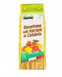 Bavettone agli Agrumi di Calabria pasta artigianale di semola di grano duro - 500g - Pastificio Gioia