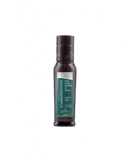 Olio L'Aspromontano extra vergine d'oliva - bottiglia 100 ml - Olearia San Giorgio