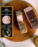 Lardo di Suino Nero di Calabria 3 kg  Tentuta Corone - Salumificio Madeo