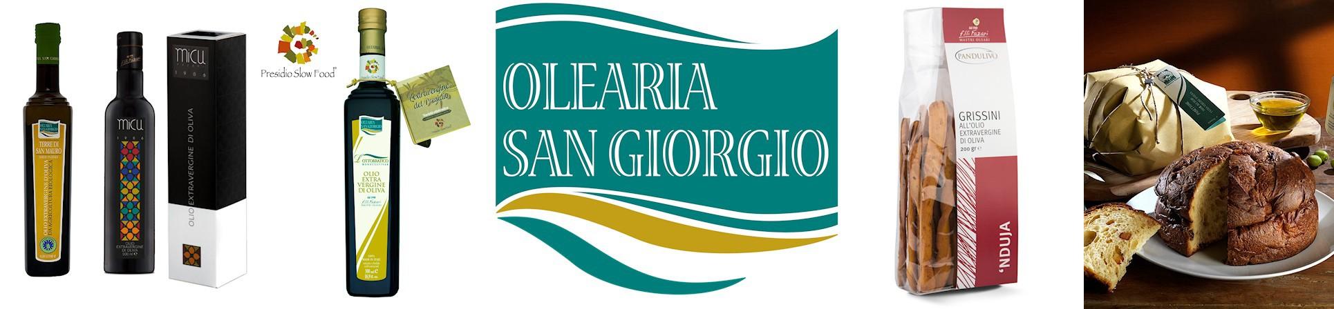 Olearia San Giorgio - Extravergine d'oliva di Calabria - vendita online